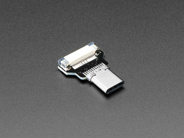 DIY USB Cable Parts - Straight Type C Plug