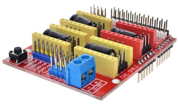 Shield CNC per Arduino