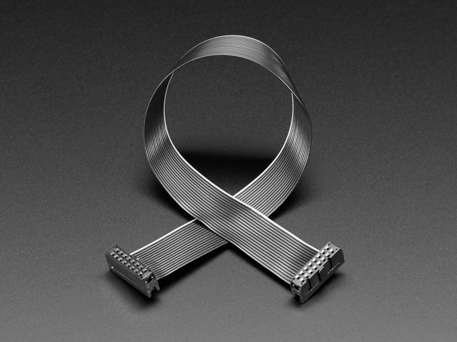 GPIO Ribbon Cable 2x8 IDC Cable - 16 pins 12 (inches) long