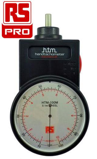 Tachimetro RS PRO, 10.000 giri/minuto