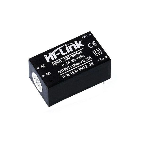 Modulo alimentatore da 220 VAC a 5 VDC - 3 W