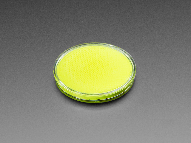 Fluorescent Pigment - Yellow