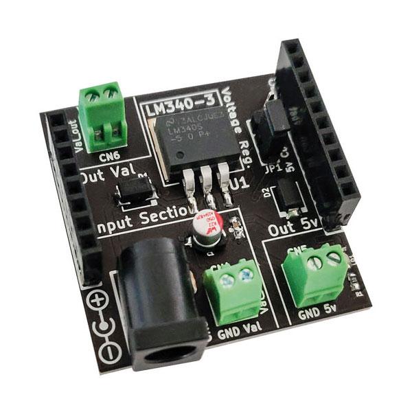 Power Board per Sistema Mercury