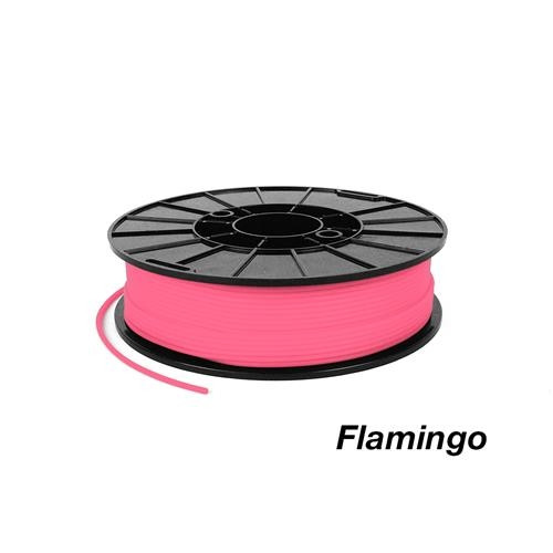 NinjaFlex TPE filament Flamingo 1.75 mm / 0.5 kg NinjaTek