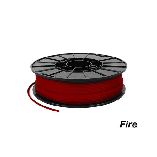 NinjaFlex TPE filament Fire 2.85 mm / 1 kg NinjaTek