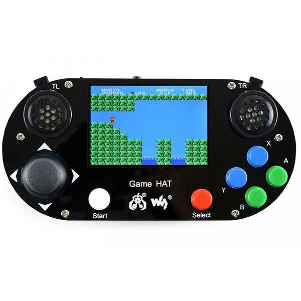 Kit per videogiochi arcade portatile per Raspberry Pi