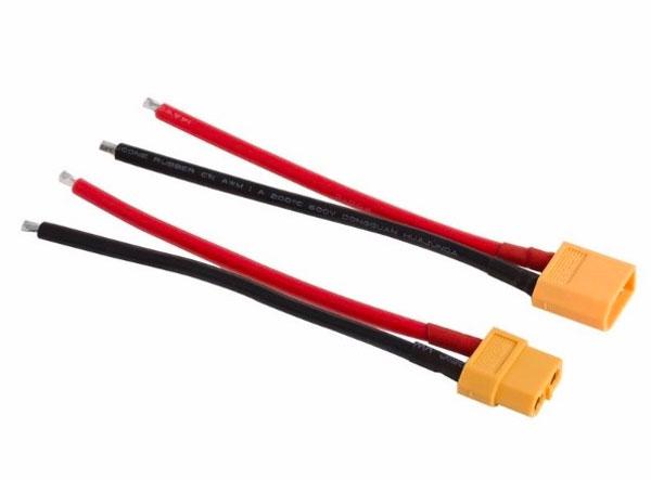 Cavetti con connettore XT60 maschio e femmina