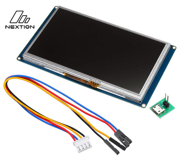 Display NEXTION NX8048T070 - 7 pollici