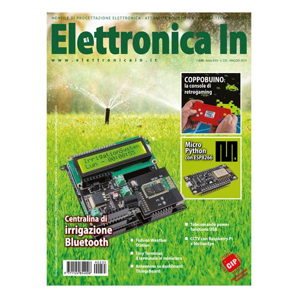 Elettronica In n. 235 - Maggio19