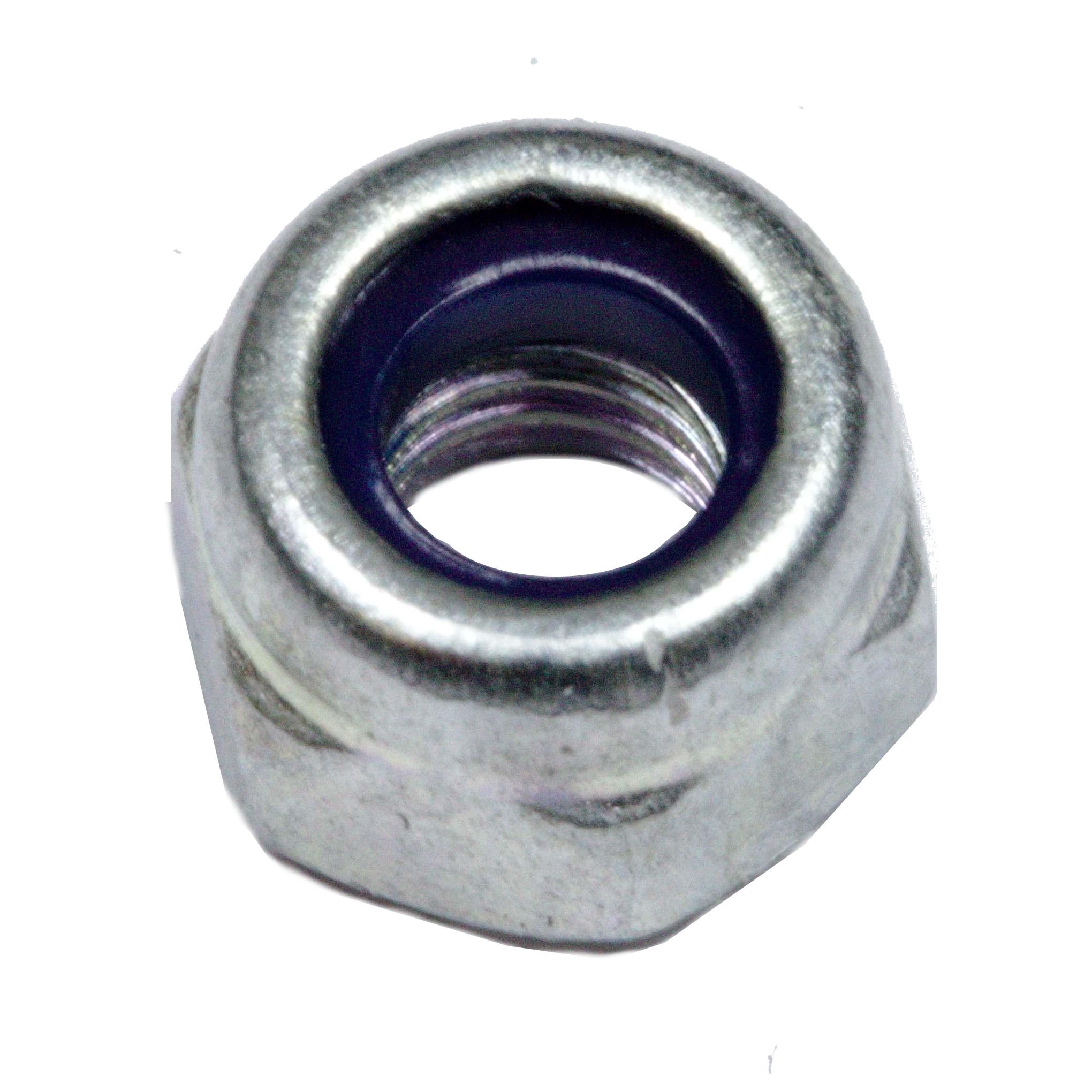 (1 pcs) Nut M4 nylon lock