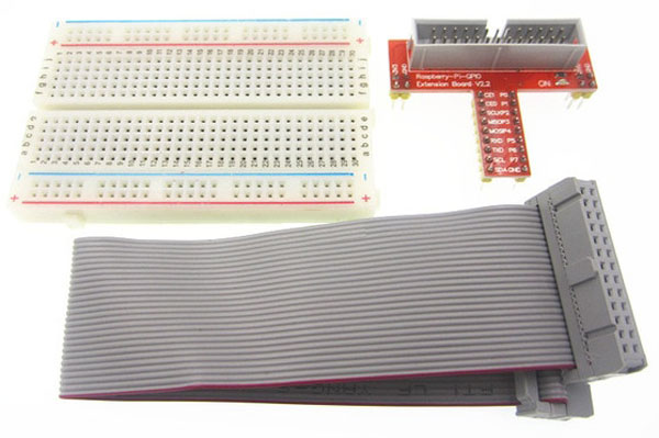 Raspberry Pi GPIO Expansion set