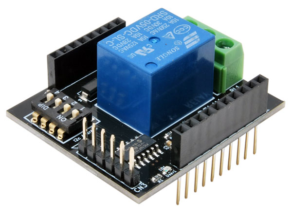 Big Relay board per sistema Mercury