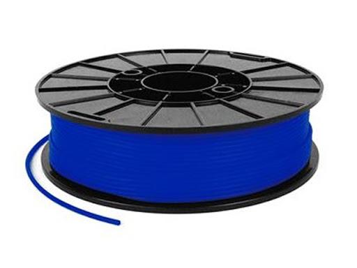 NinjaFlex filament - Blue (sapphire) 1.75mm flexible TPE - 0,5KG