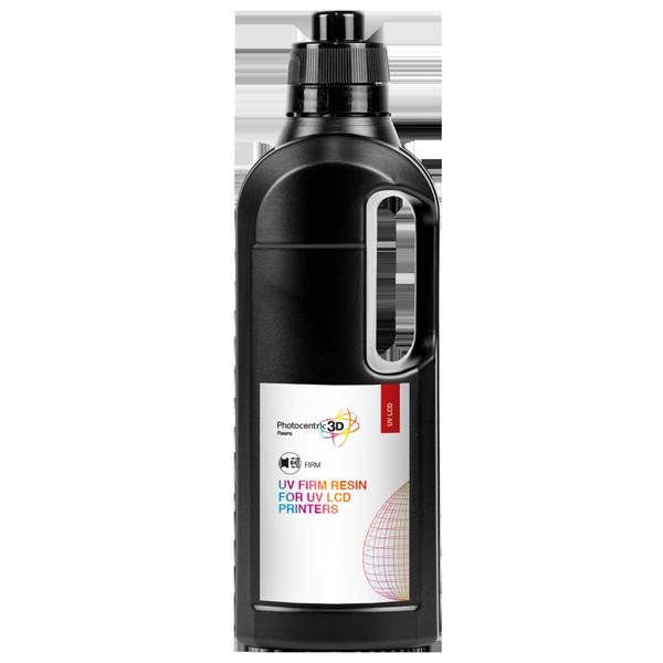 PhotoCentric 3D Resin - UV LCD Firm Black ( 1000 g )