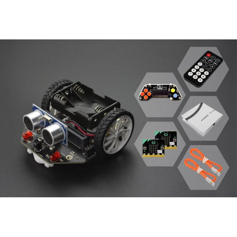 micro: Maqueen (with micro:bit/ micro:Gamepad/IR Remote Controll