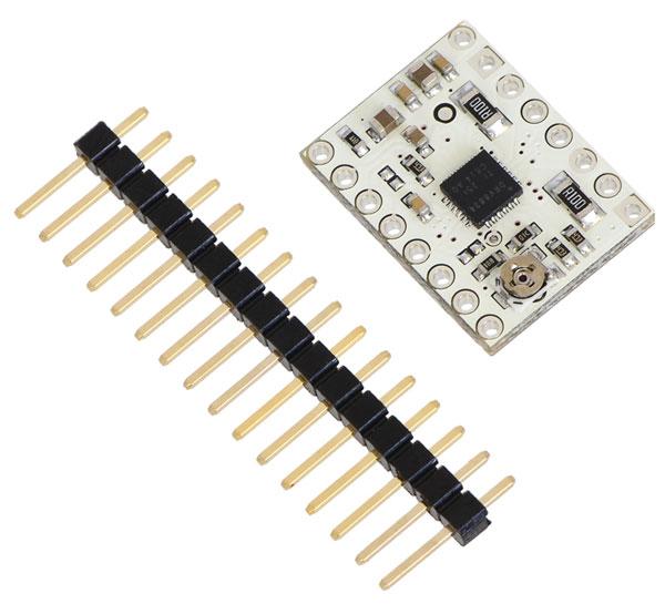 Driver Low Voltage per motore passo-passo bipolare 1,5A