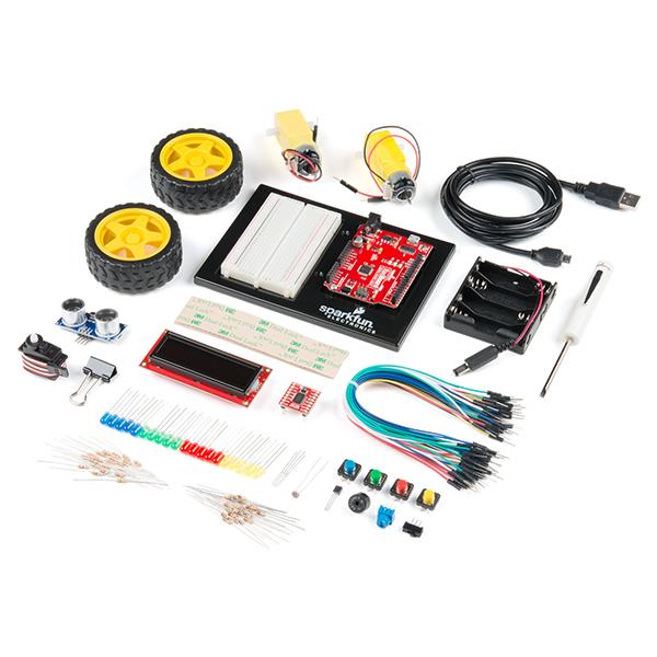SparkFun Inventor s Kit - v4.1