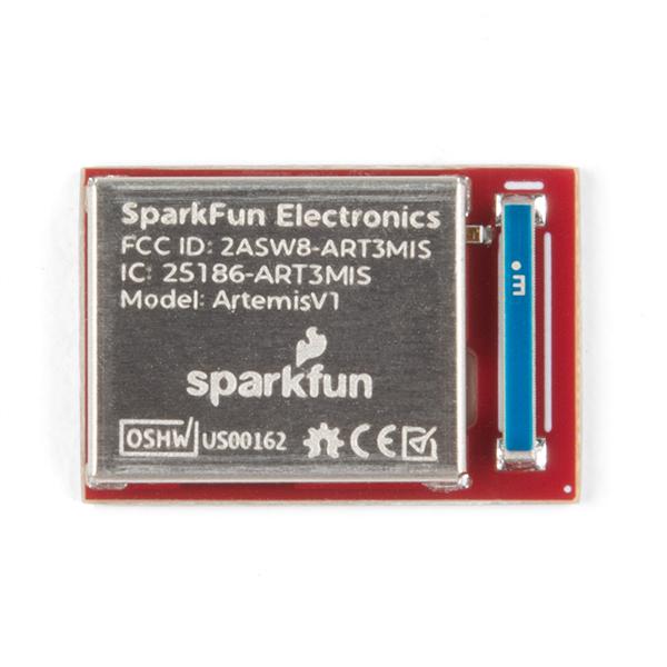 SparkFun Artemis Module - Low Power Machine Learning BLE Cortex-