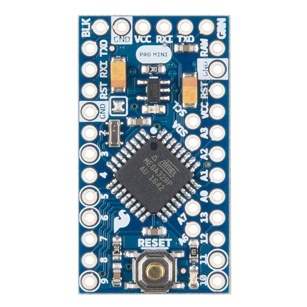 Arduino Pro Mini 328 - 5V/16MHz (Distro Black Friday)