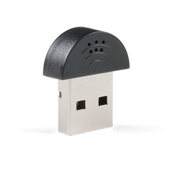 Kinobo USB 2.0 Mini Microphone