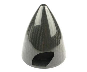 Ogiva carbonio bipala 127 mm