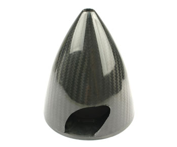 Ogiva carbonio bipala 140 mm
