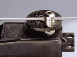Morsetti comandi con grano, foro 2 mm (5 pz)