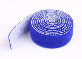 Velcro 20x1000mm blu