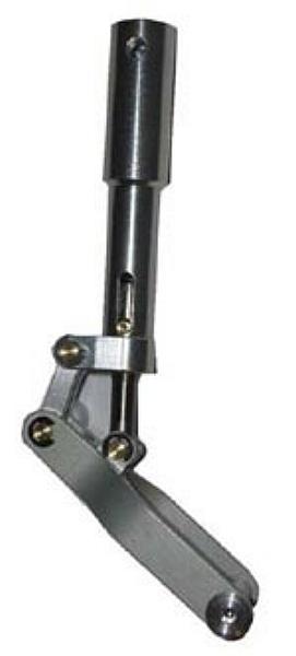 Gamba ammortizzata 148 mm