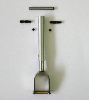Gamba ammortizzata 165 mm