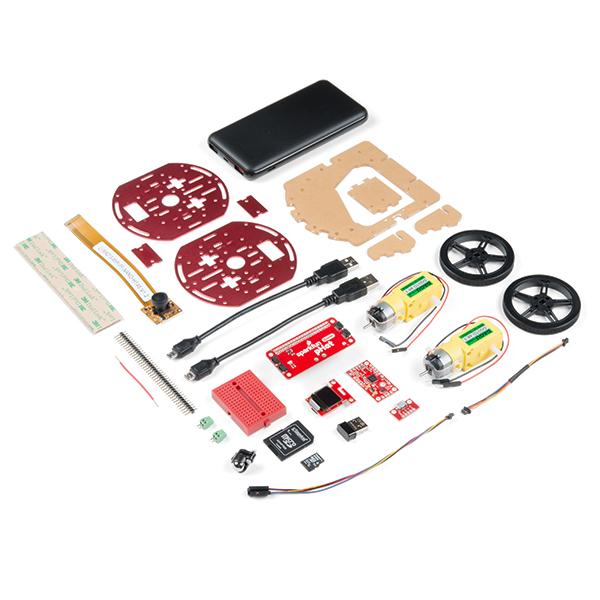 SparkFun JetBot AI Kit (Without Jetson Nano)