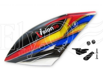 EQ30055 Vision 50 Ultimate e Competition - Capottina The Rainbow