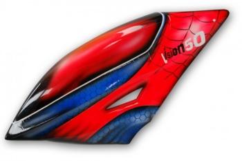 EQ30054 Vision 50 Ultimate e Competition - Capottina The Spider