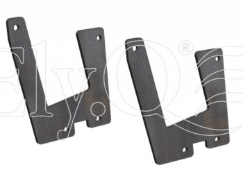 EQ90009 Vision 90 Competition - C.F. Frame Brace Set