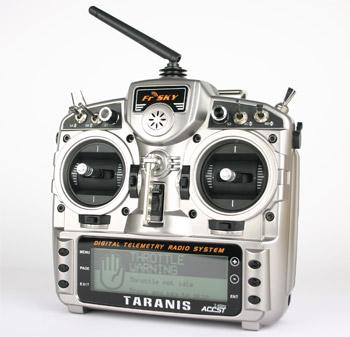 X9D PLUS Taranis Mode 2-4 solo TX