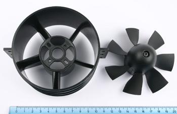 Ventola EDF 90mm
