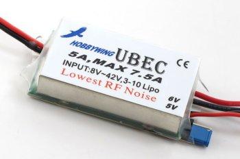 UBEC 5A HV 3-10S