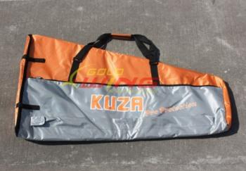 Sacca protezioni ali 6,5-12CC argento-arancio