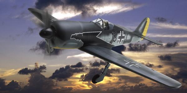 Focke-Wulf FW190A3 GP50 ARF