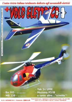 Rivista Volo Elettrico N.43 AUTUNNO 2013