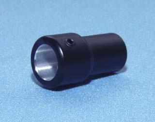 Supporto per tubo carbonio per AC 28/7
