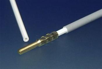 Bowden ottagonale 3/2 mm con filettatura M2 lung. 150 cm (1 pz)