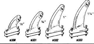 331 Super Horn 3/4 2 pz