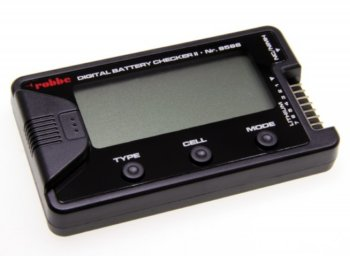 Digital Battery Checker II