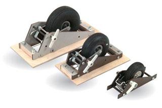 Carrello retrattile meccanico fino a 10 kg