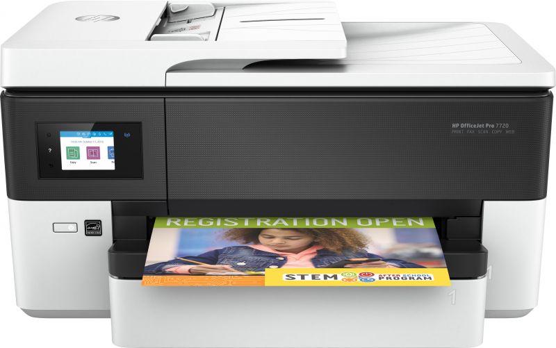 MF INK COL A3 FAX USB WIFI 22PPM HP OFFICEJET PRO 7720