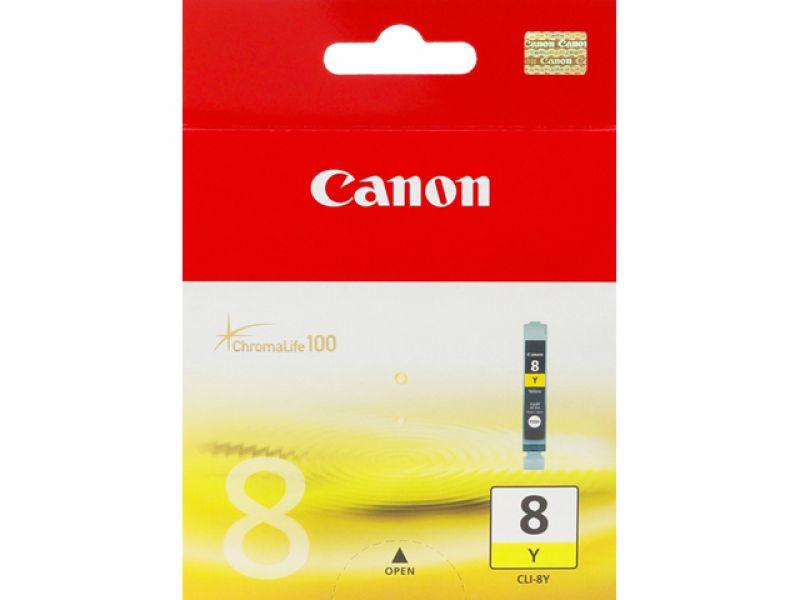 INK CANON CLI-8Y GIALLO IP4200
