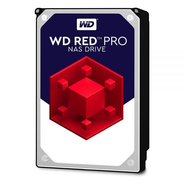 HD 3,5 4TB 7200RPM 256MB RED PRO SATA3 WD RED PRO NAS STORAGE