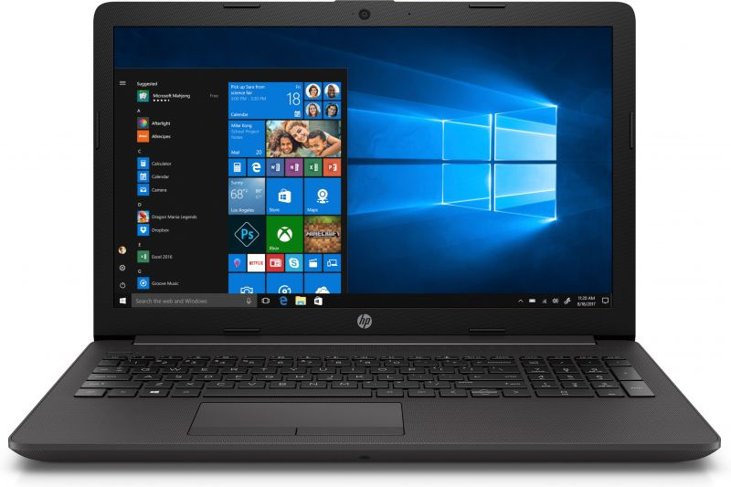 "NB 15,6"" I3-7020U 8GB 256SSD W10P HP 250 G7"