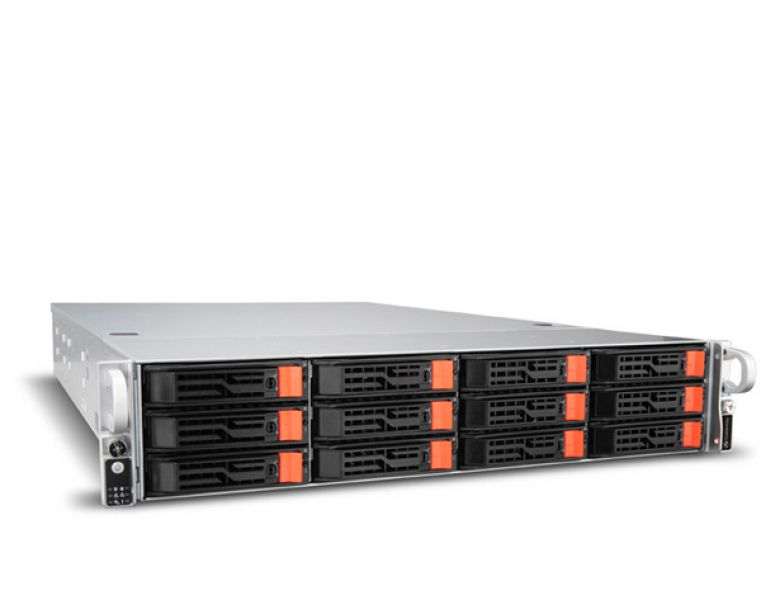 SERVER REF GATEWAY GR180F1 E5620 RACK 3X2GB NO HDD  10/100/1000